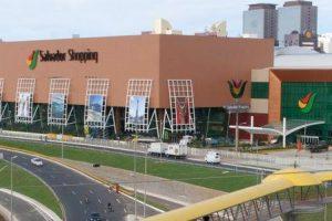 Ampliação e Lojas do Salvador Shopping